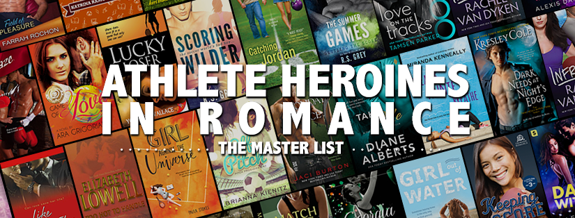 Athlete Heroines in Romance ― The Master List