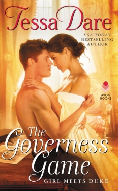 Book Cver - The Governess Game by Tessa Dare.jpg