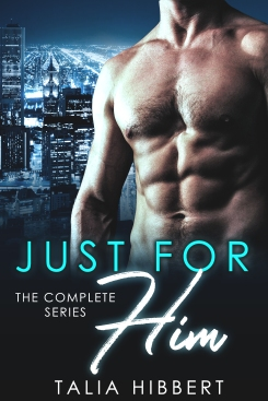 Book Cover - Just For Him - The Complete Series by Talia Hibbert (1)